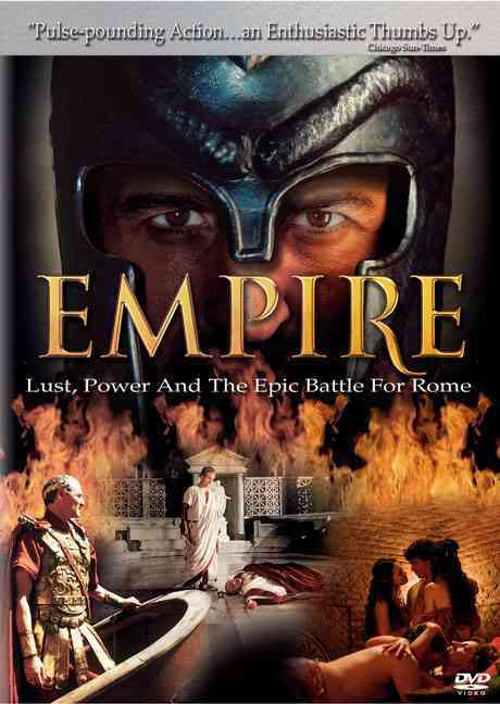 EMPIRE BY FRAIN,JAMES (DVD)
